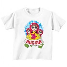 Russia матрёшки