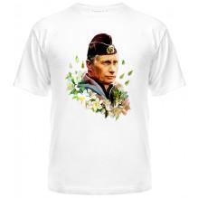 Путин в цветах