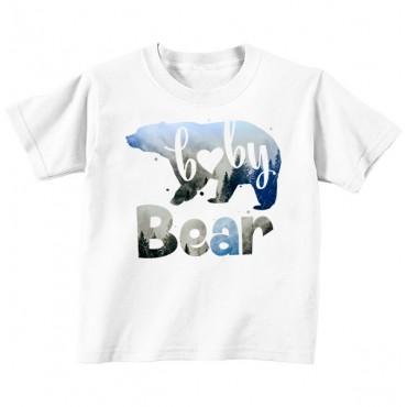 Футболка детская Baby bear