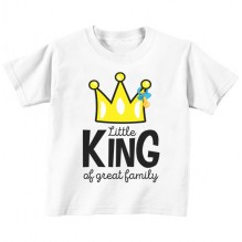 Little king of greatest family