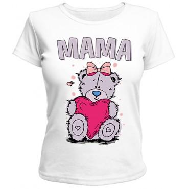 Футболка Мама мишка