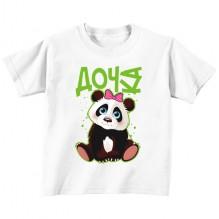 Панда дочка