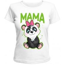 Панда мама