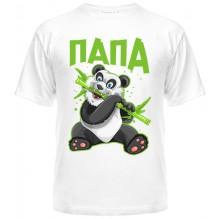 Панда папа
