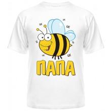 Пчёлка папа