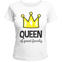 Queen of greatest family