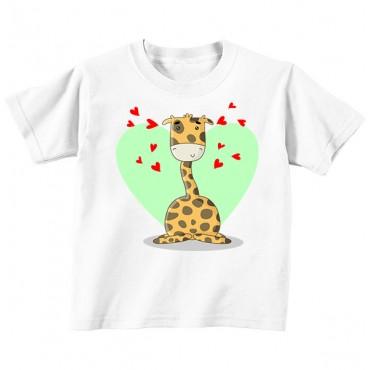 Жираф малыш