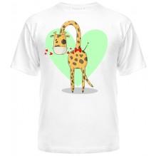Жираф папа