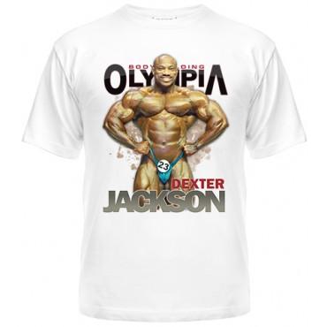 Olympia Dexter Jackson